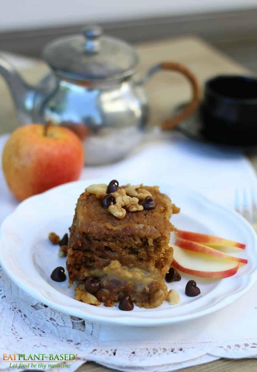 crock pot vanilla lava cake recipe