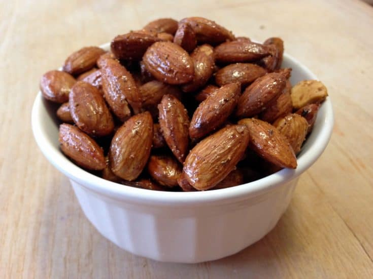 S'nuts! A Healthy, Smoky, Vegan Snack from Asheville's Plant Restaurant