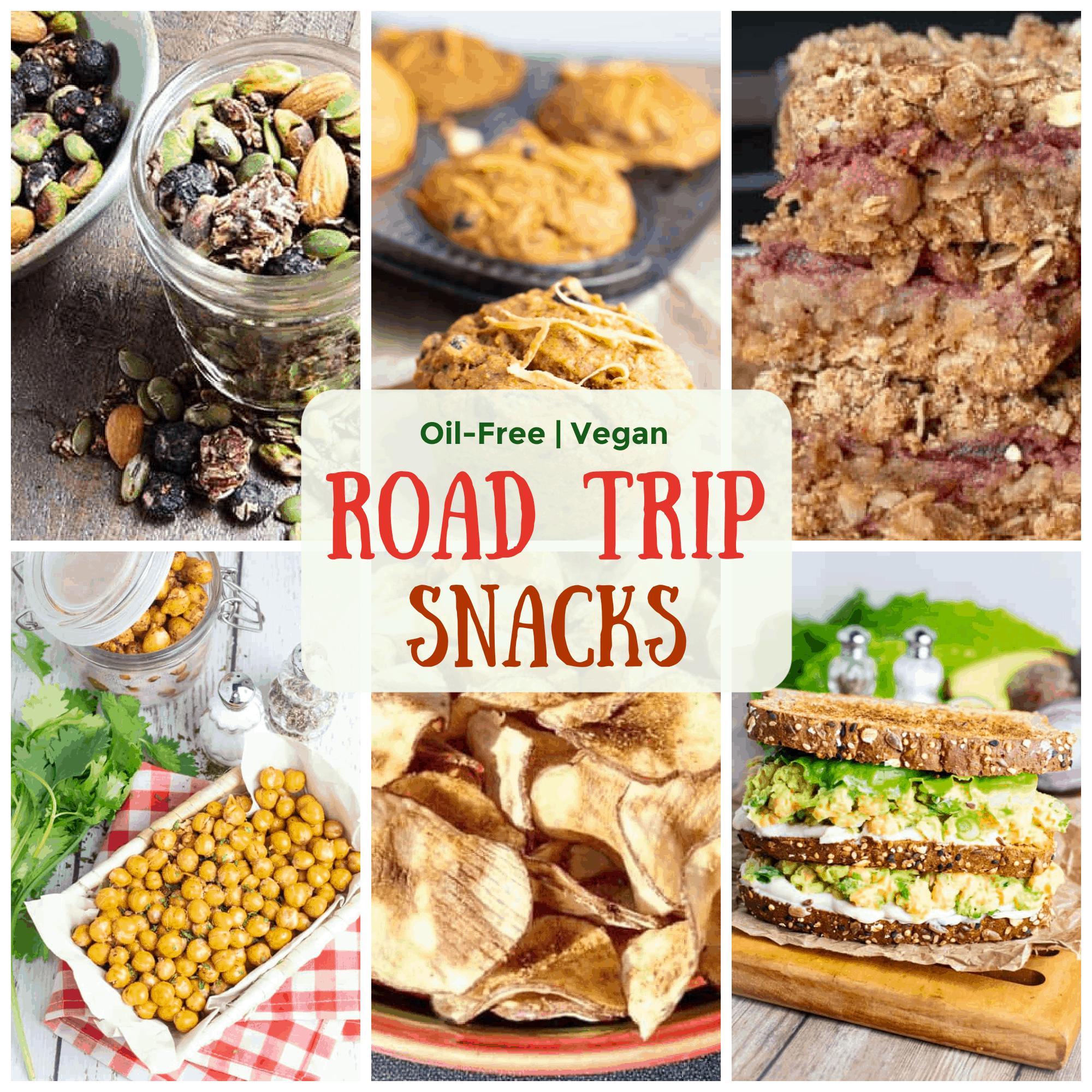 Best Healthy Road Trip Snacks Eatplant Based