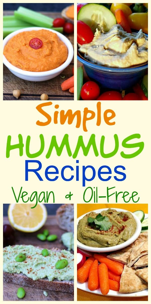 Simple Hummus Recipes