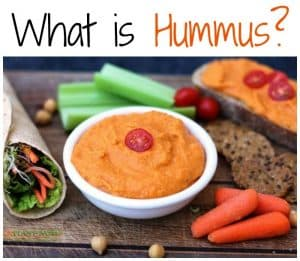 What is Hummus anyway pinterest photo