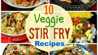 10 Vegetable Stir Fry Recipes