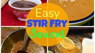 Easy Stir Fry Sauce Recipes