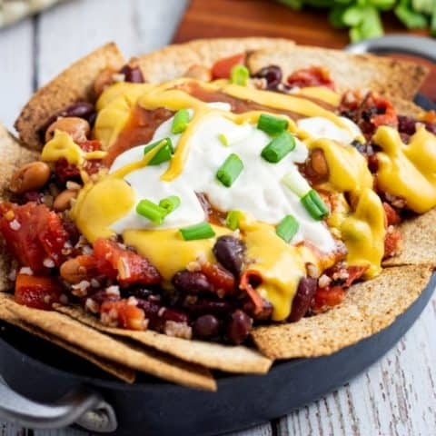 dairy free nachos