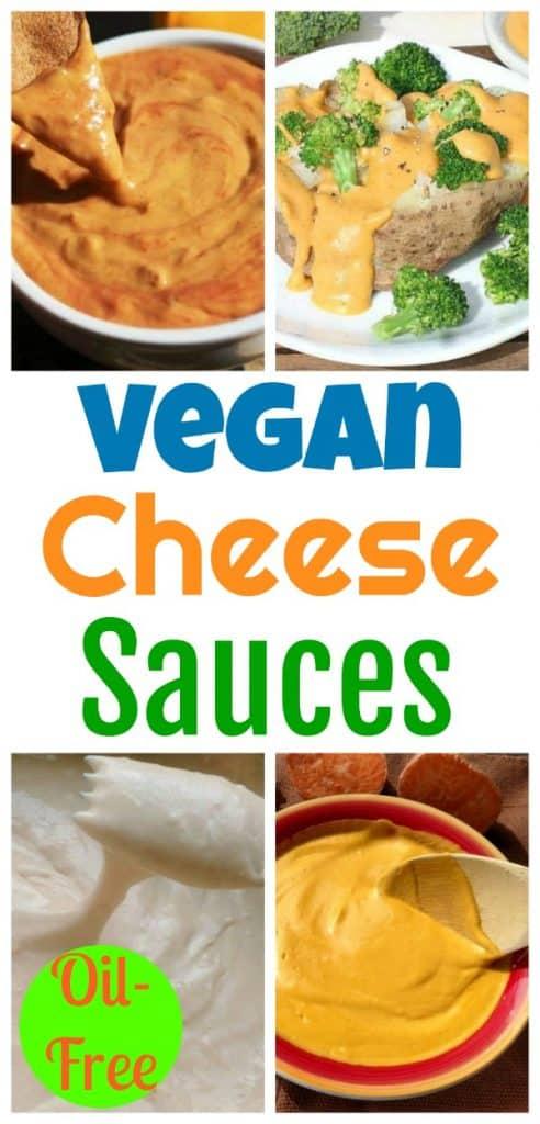 vegan cheese sauces