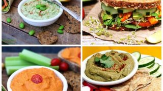 5 Oil-Free Hummus Recipes