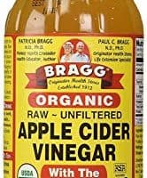 Bragg Live Food Organic Apple Cider Vinegar 946ml/32fl oz