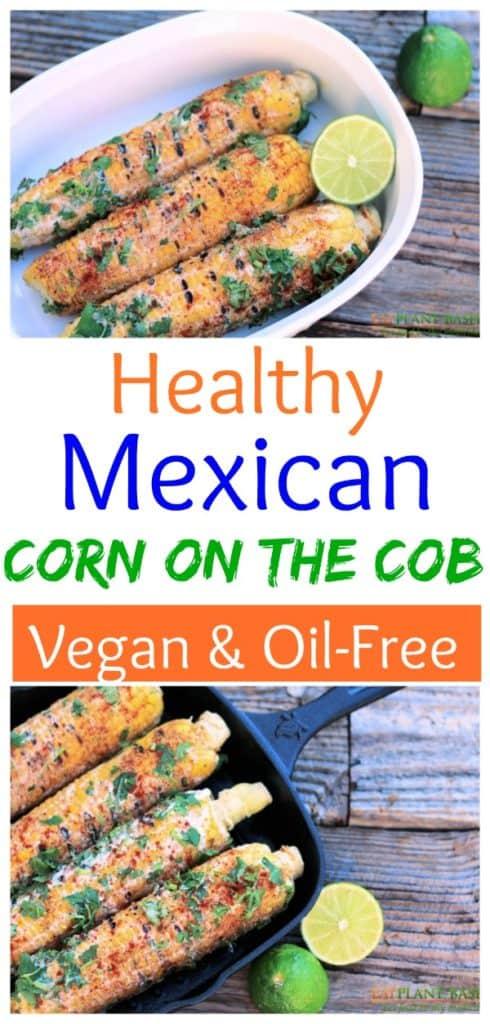 healthy mexican corn