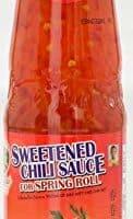 Pantainorasingh brand Thai Sweet Chili Sauce for Spring Rolls - 9.6 oz x 3 bottles