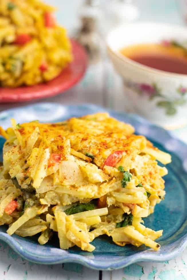 Hash Brown Vegan Breakfast Casserole Eatplant Based