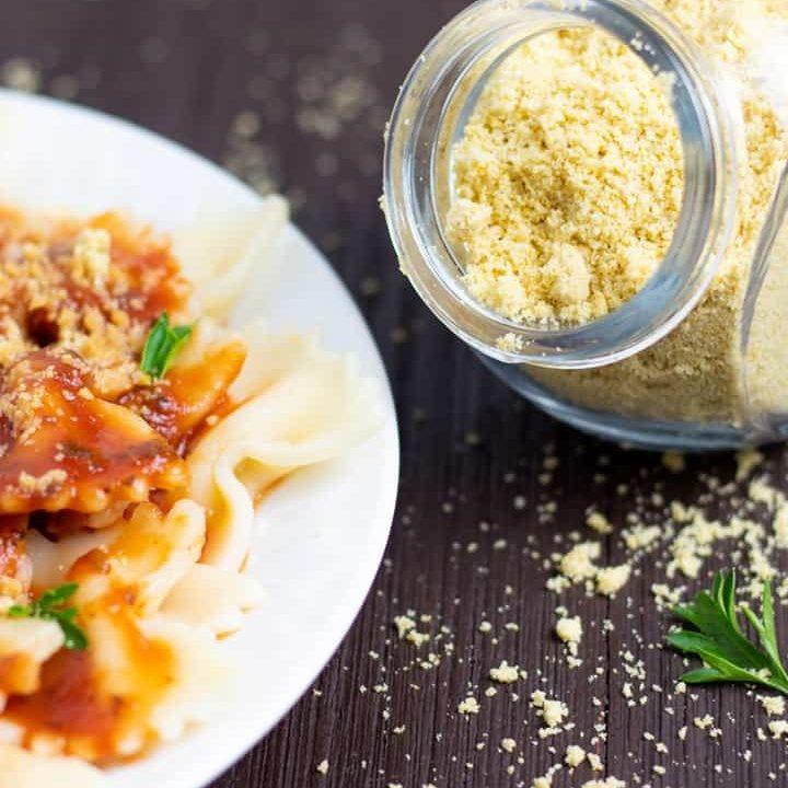 Vegan Parmesan Cheese