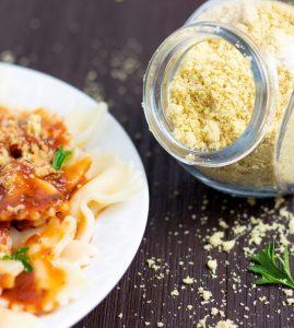 Vegan Parmesan in 5-Minutes