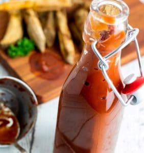 Vegan Ketchup in 10-Minutes   Sugar-Free