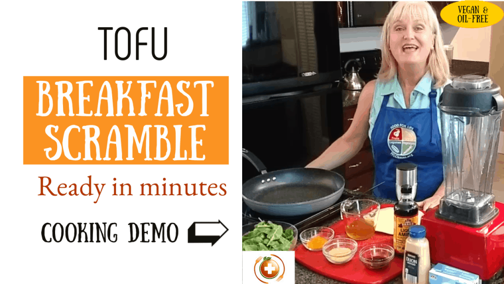YouTube thumbnail for breakfast scramble
