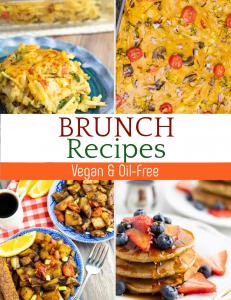 16 Healthy Vegan Brunch Recipes