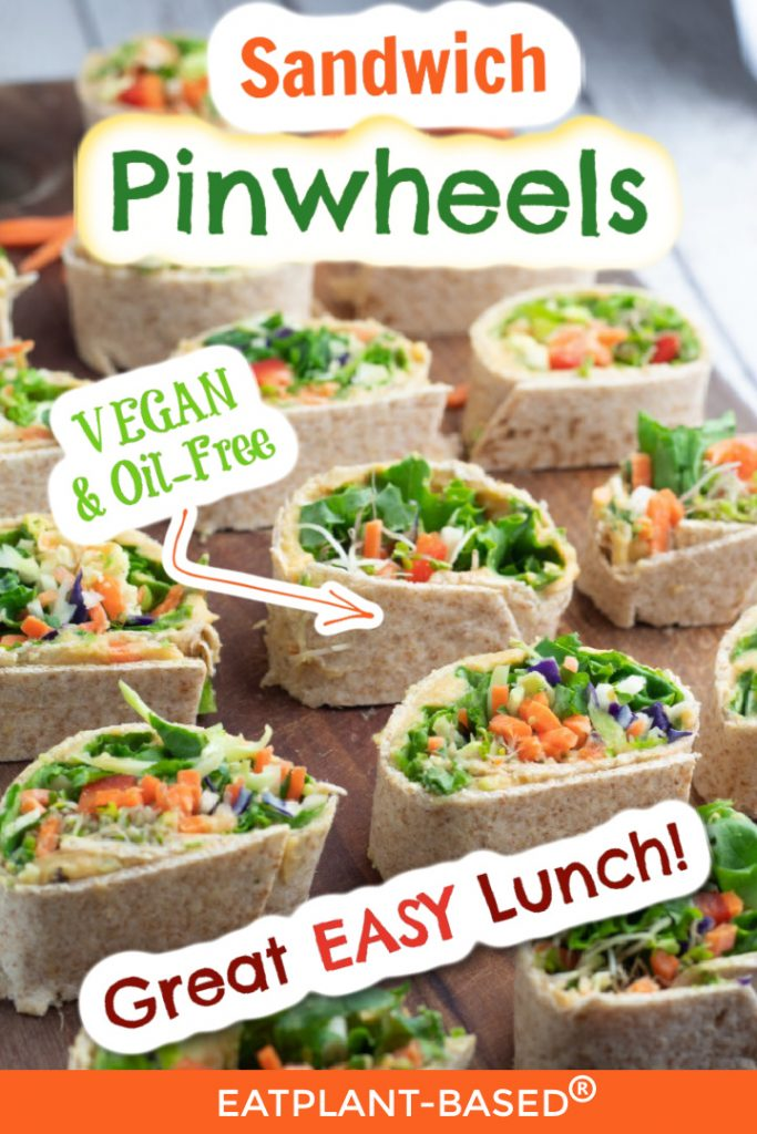 sandwich pinwheel photo collage