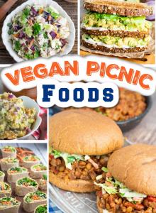 35 Easy Vegan Picnic Ideas