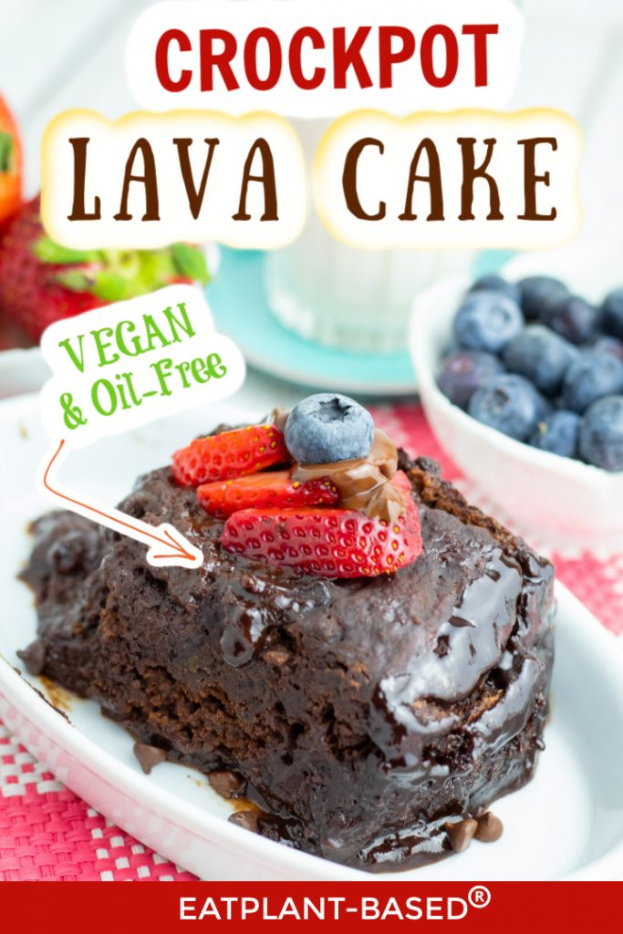 photo collage for choco lava cake for pinterest