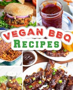 21 BEST Vegan BBQ Recipes