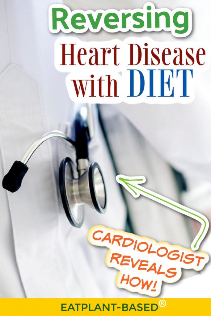 heart reverals through diet pin